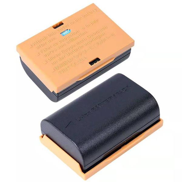 باتری دوربین اسماتری مدل LP-E6 بسته دو عددی