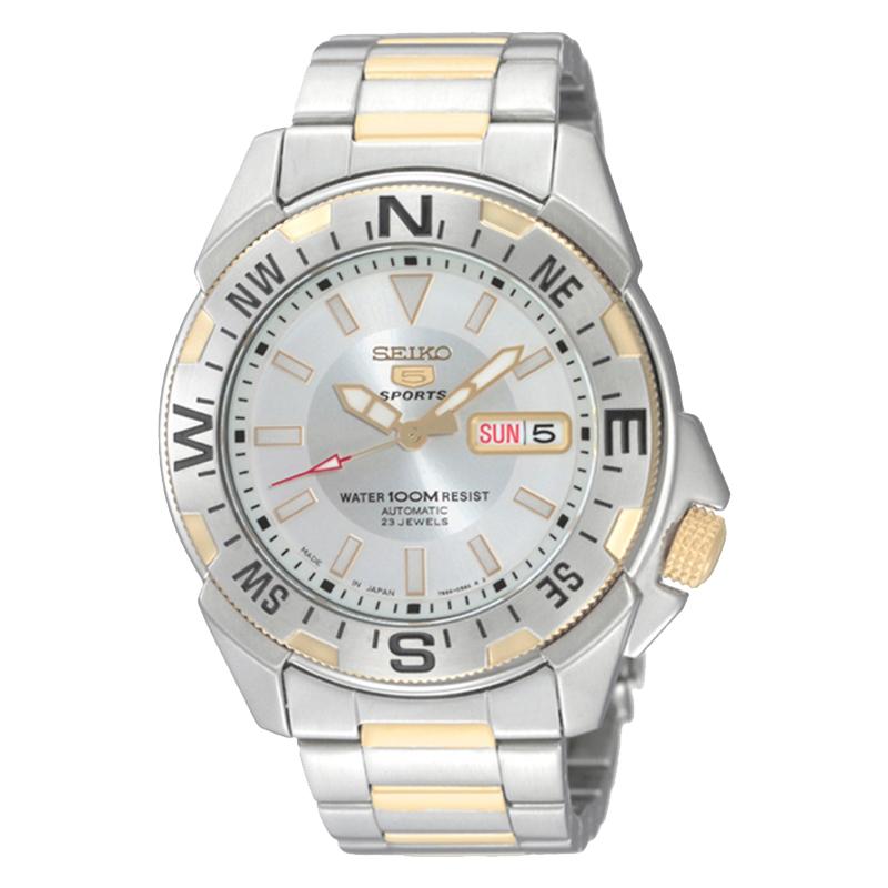 ساعت مچی عقربه ای مردانه سیکو کد SNZF08J1