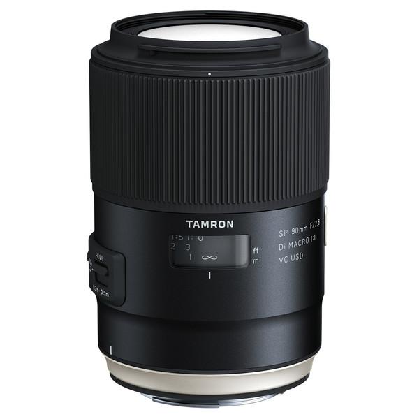 لنز تامرون مدل SP 90 mm F:2/8 Di MACRO 1:1 VC USD مناسب برای دوربین های نیکون