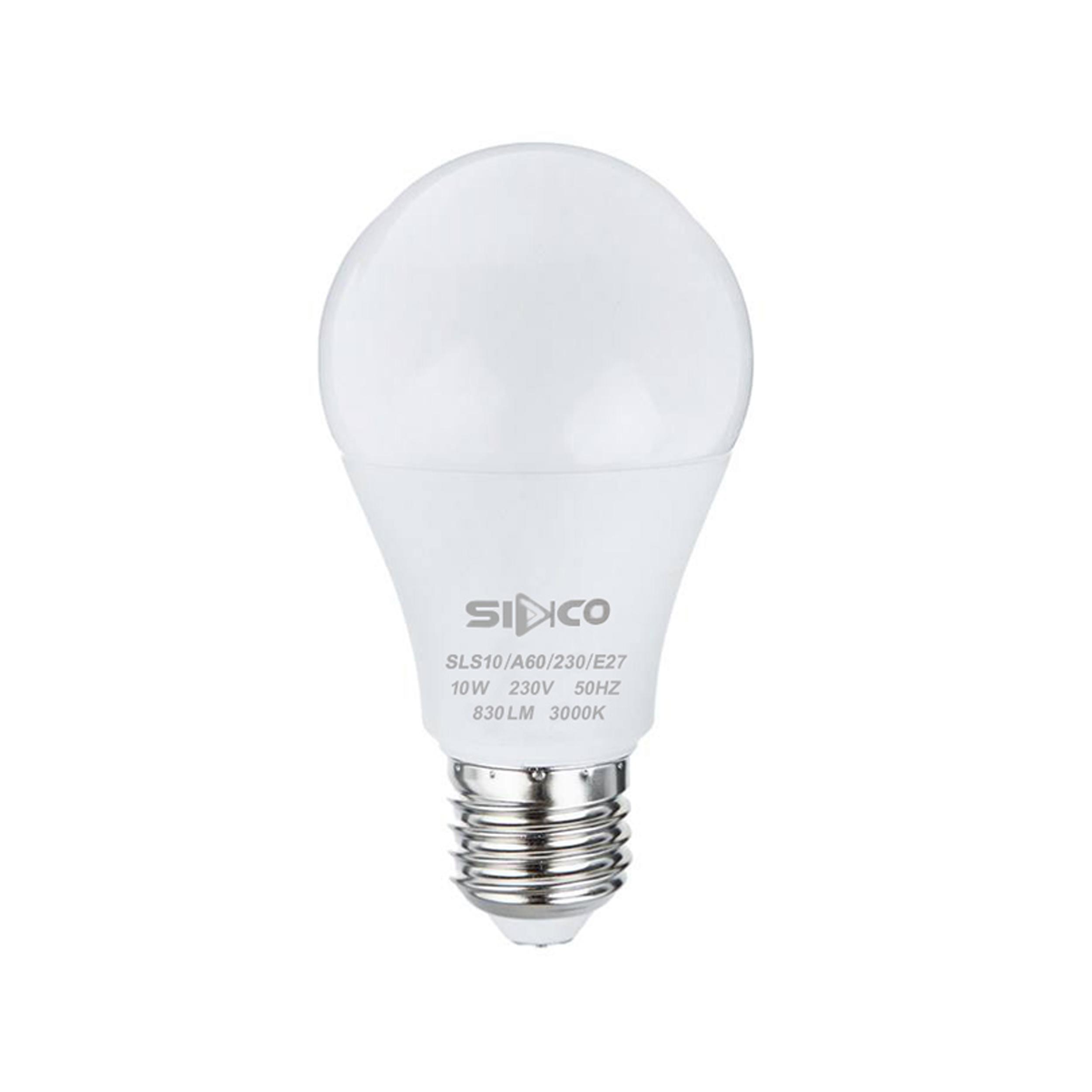 لامپ 10 وات سیدکو مدل SLS10 پایه E27