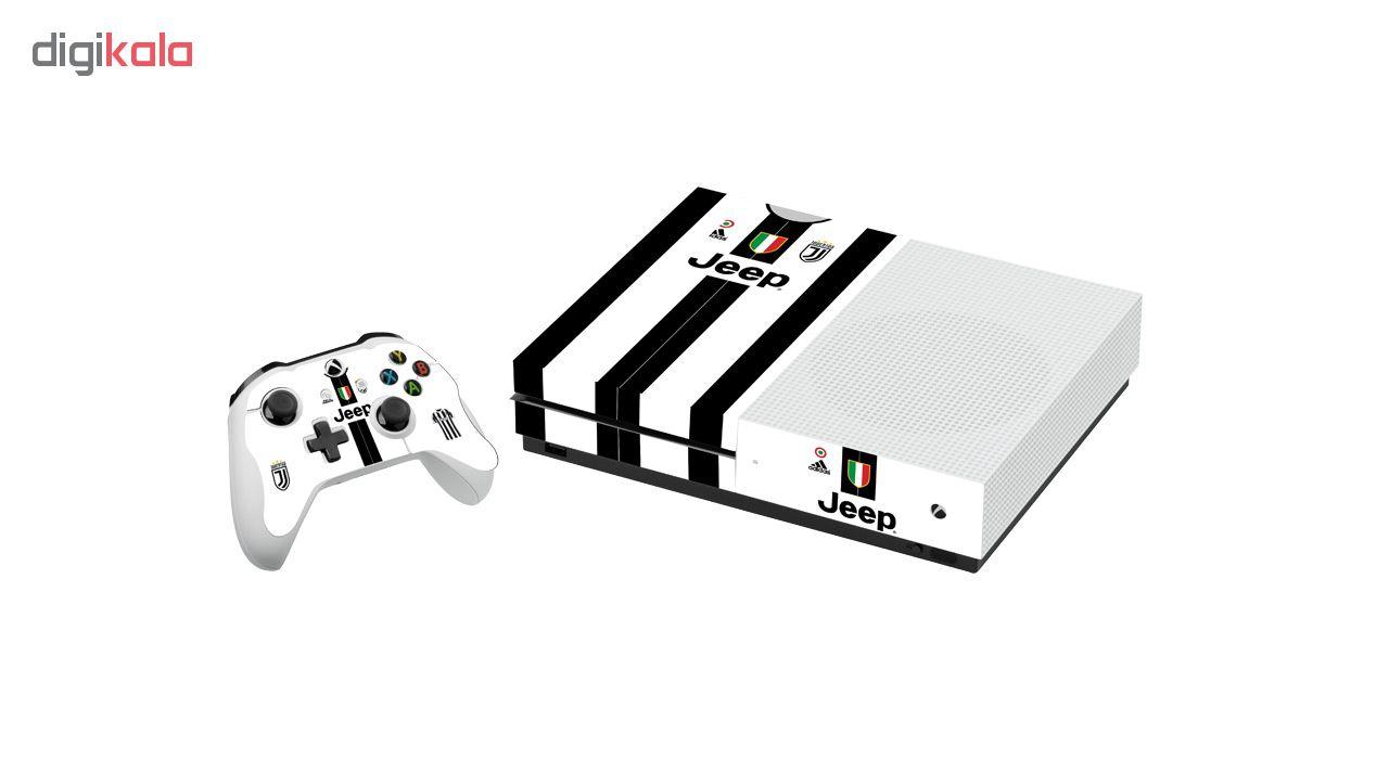برچسب ایکس باکس One S گراسیپا طرح یوونتوس