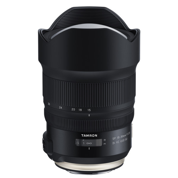 لنز تامرون مدل SP 15-30mm F/2.8 Di VC USD G2 مناسب برای دوربین های کانن
