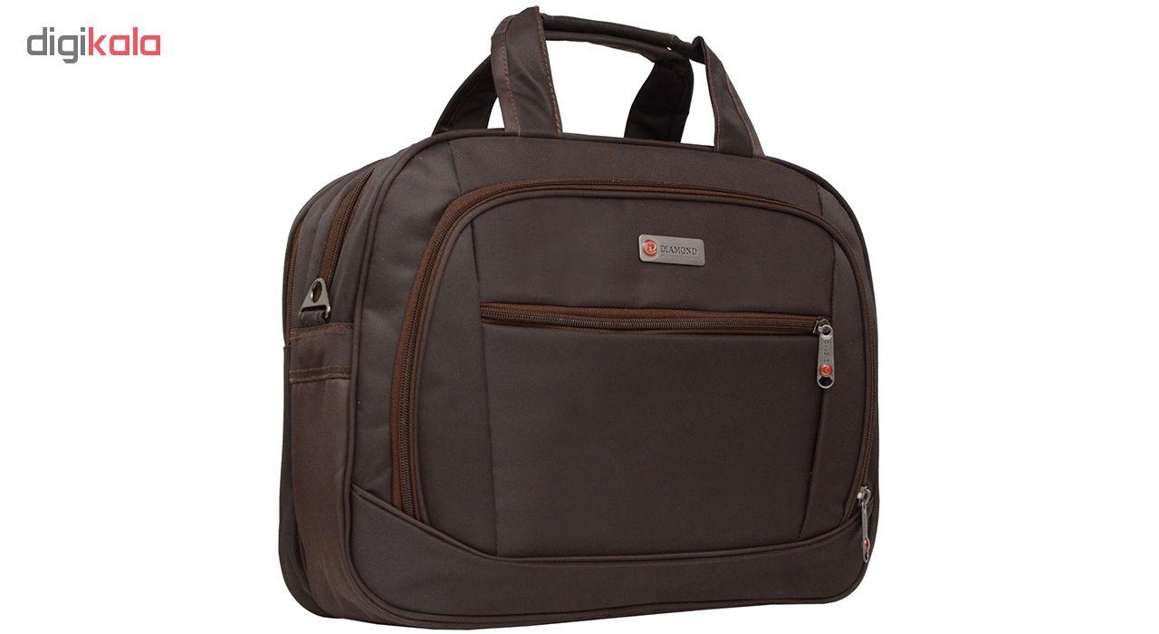 کیف لپ تاپ مدل DI 400011 مناسب برای لپ تاپ 14 اینچی