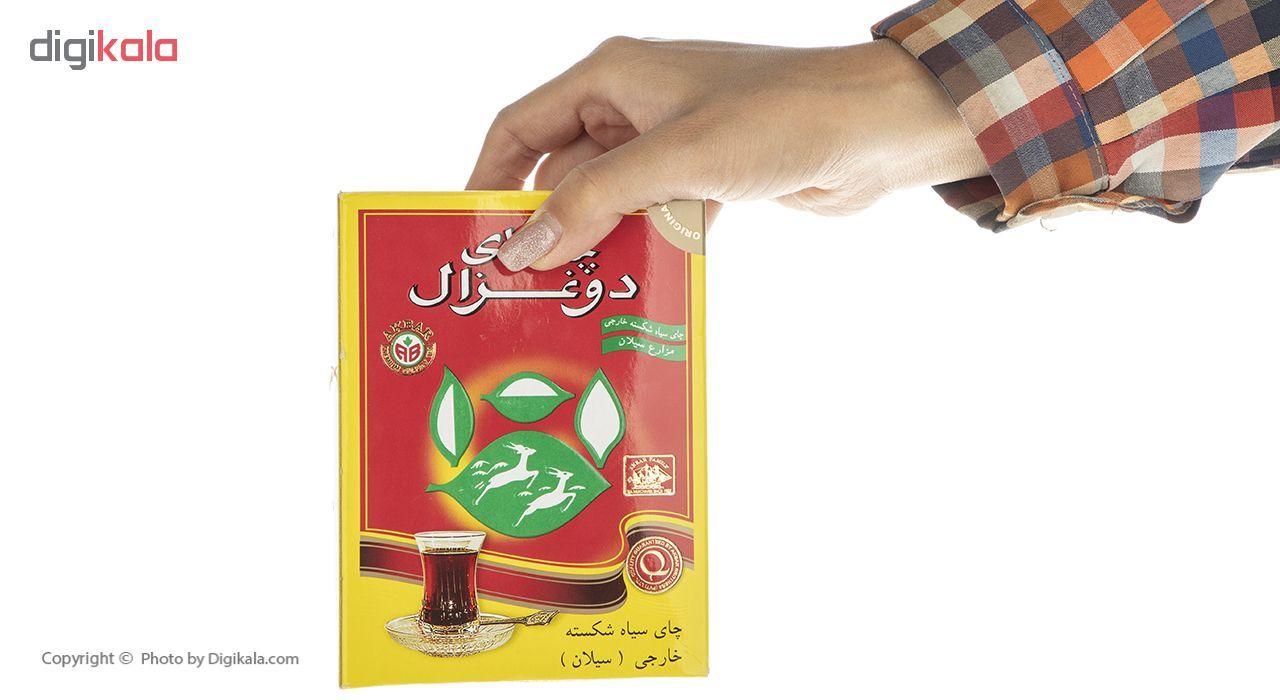چای سیلان دوغزال مقدار 250 گرم main 1 1