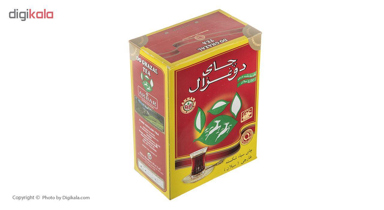 چای سیلان دوغزال مقدار 250 گرم main 1 2