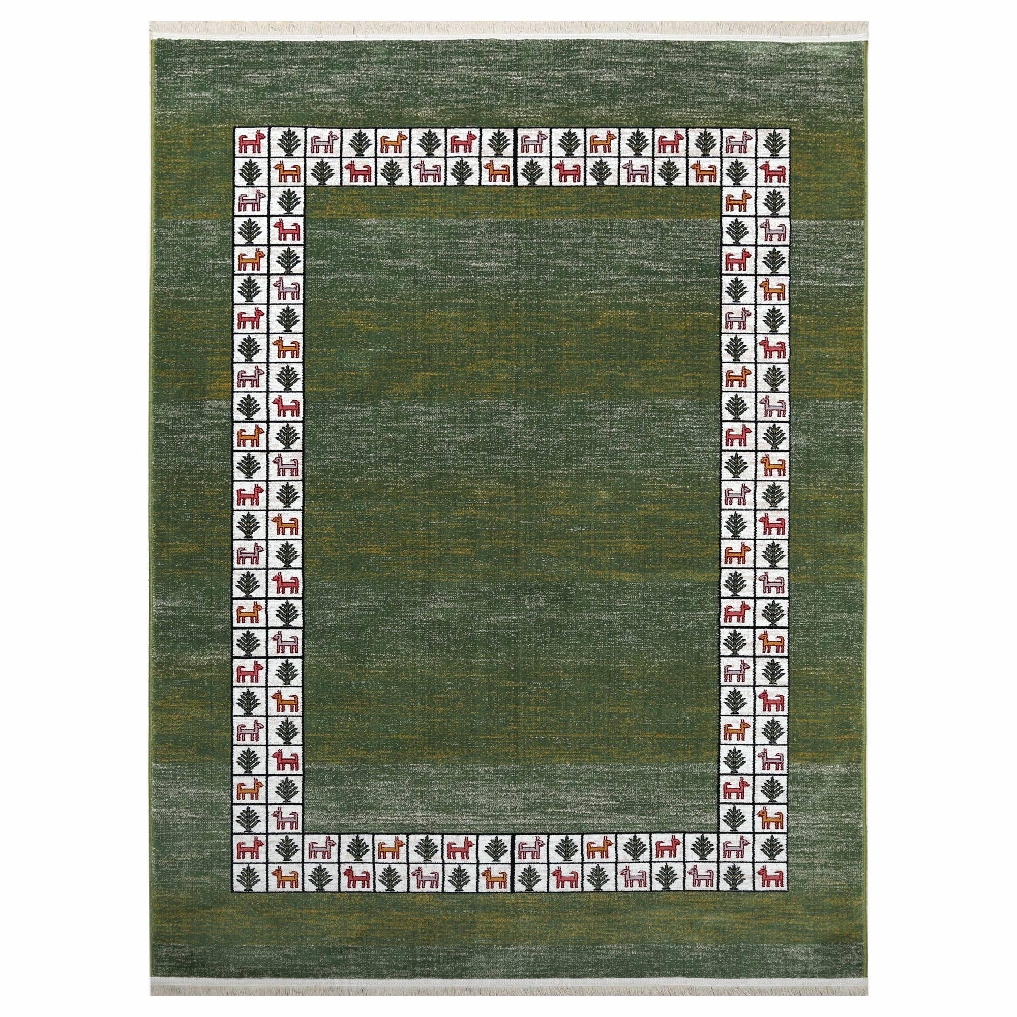 فرش ماشینی دنیای فرش کد 53687