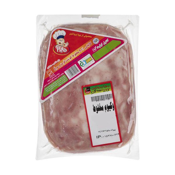 کالباس 90 درصد گوشت قرمز و مرغ هایزم وزن 250 گرم
