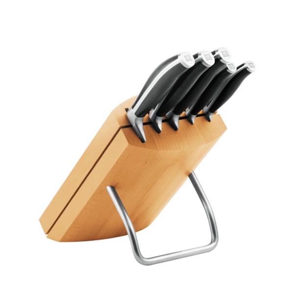 سرویس چاقو آشپزخانه 6 پارچه  زولينگ مدل  cuisine