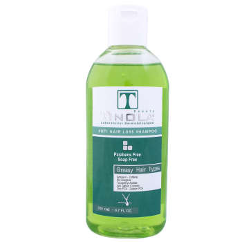 شامپو مو چرب تینولا بیوتی کد TINO06 حجم 200 میلی لیتر