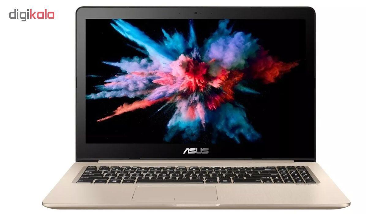 لپ تاپ 15 اینچی ایسوس مدل VivoBook Pro N580GD - F main 1 2