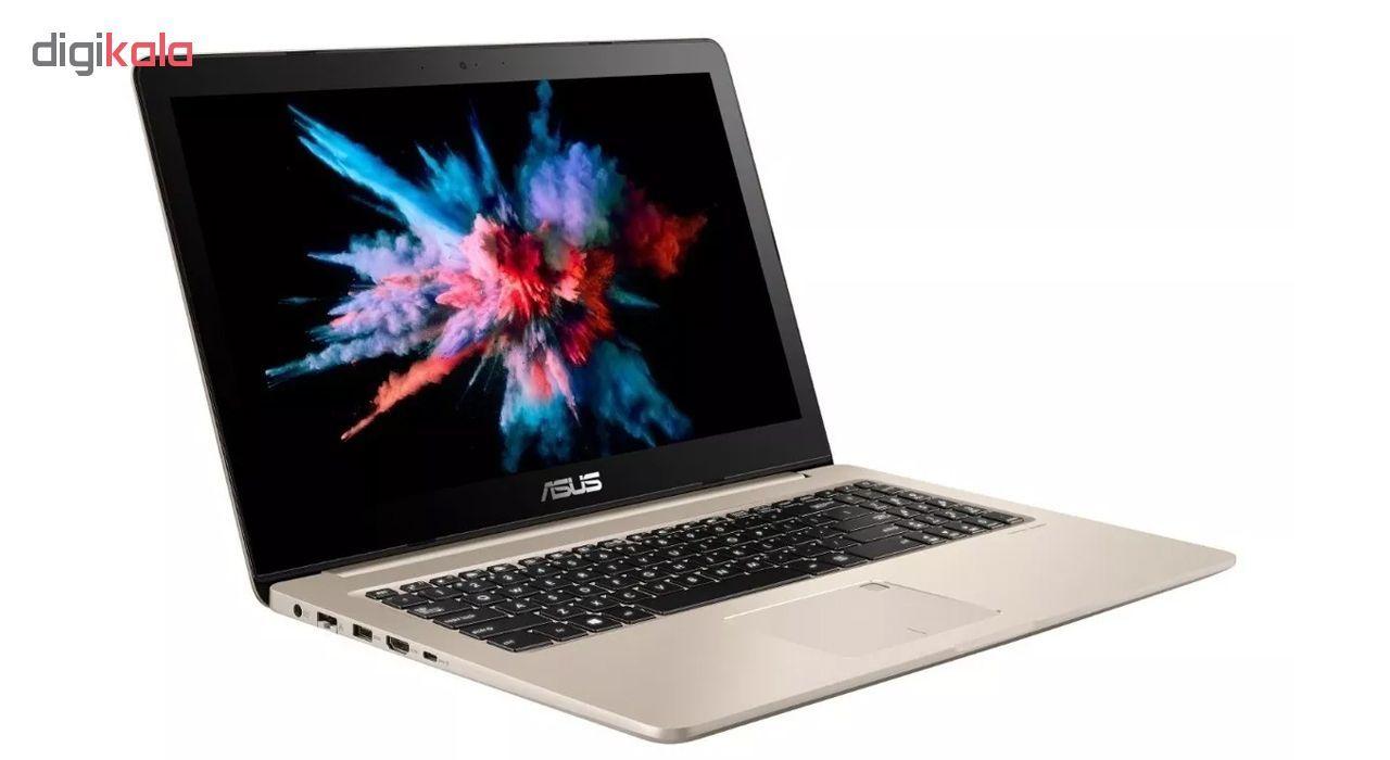 لپ تاپ 15 اینچی ایسوس مدل VivoBook Pro N580GD - F main 1 4