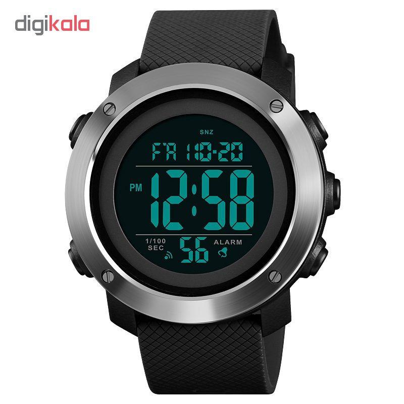 ساعت مچی دیجیتال مردانه اسکمی مدل 1435