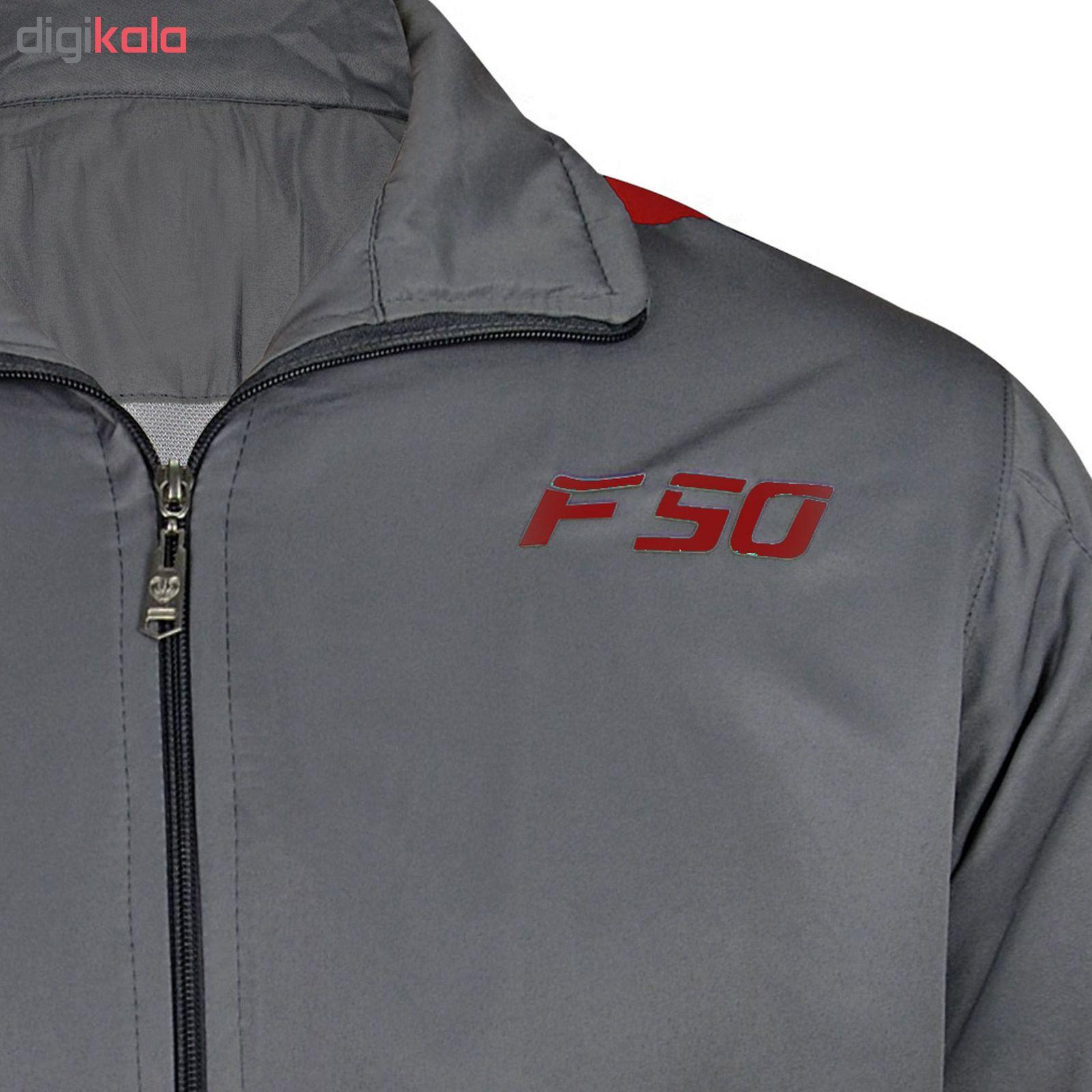 ست گرمکن و شلوار ورزشی مردانه کد 3109-321 main 1 2