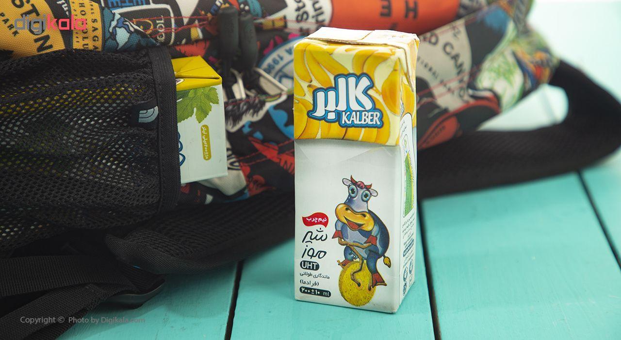 شیر های طعمدار کالبر 200 میلی لیتر بسته 6 عددی main 1 7