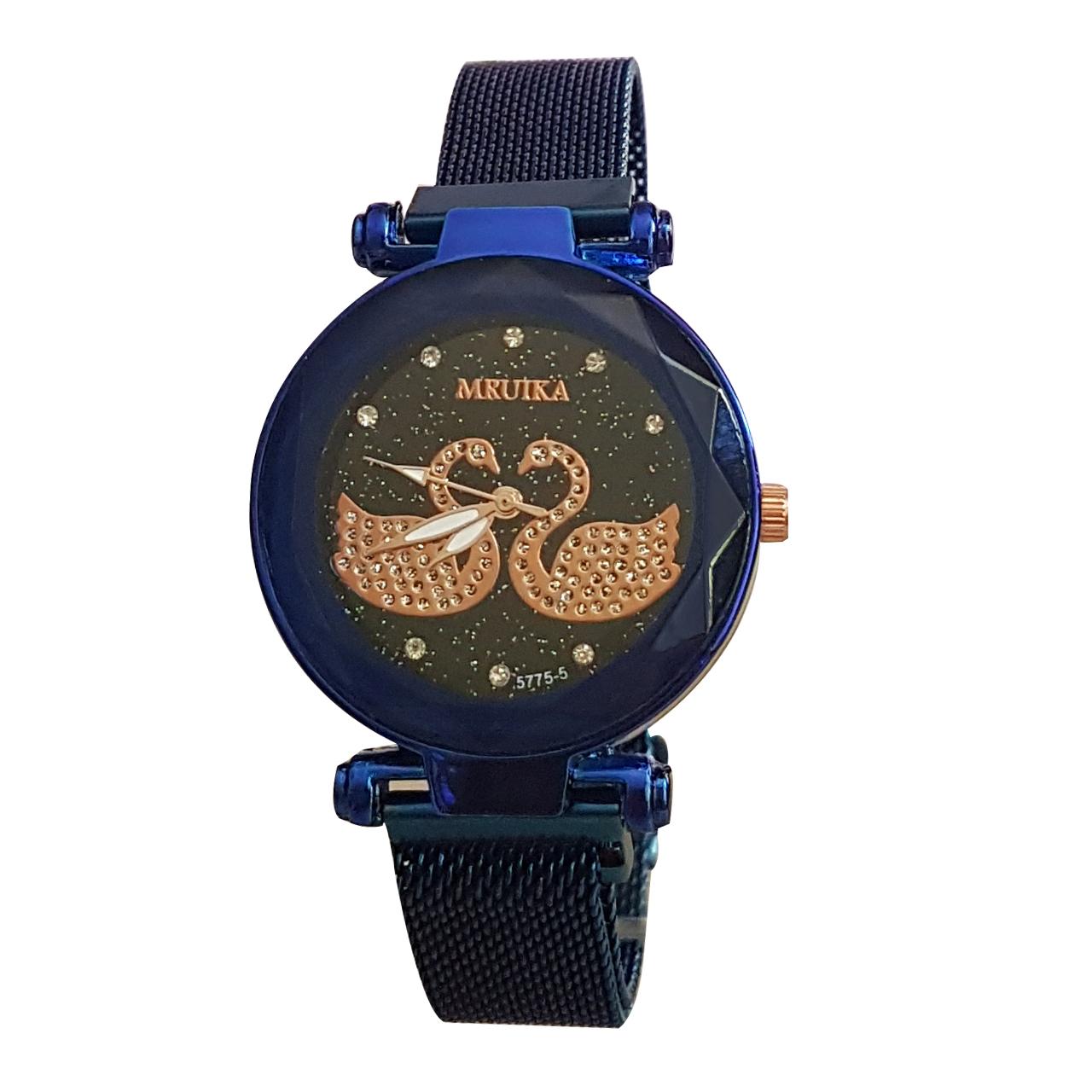 ساعت مچی عقربه ای زنانه مرویکا کد MM-2
