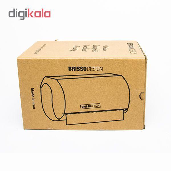 پایه رول دستمال کاغذی بریسو مدل br01 main 1 2
