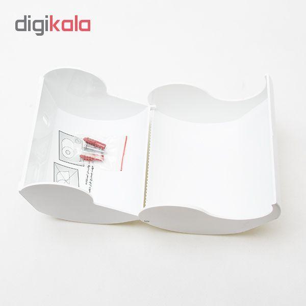 پایه رول دستمال کاغذی بریسو مدل br01 main 1 3