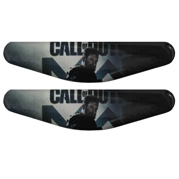 برچسب لایت بار دسته پلی استیشن 4 مدل Call Of Duty بسته 2 عددی