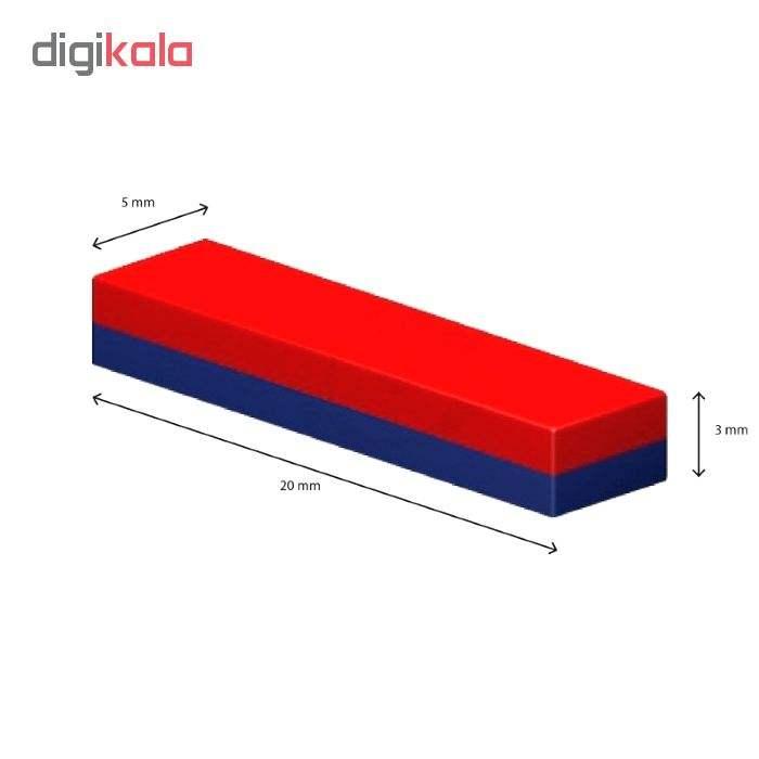آهن ربا مدل CUBE20X5X3 بسته 45 عددی main 1 2