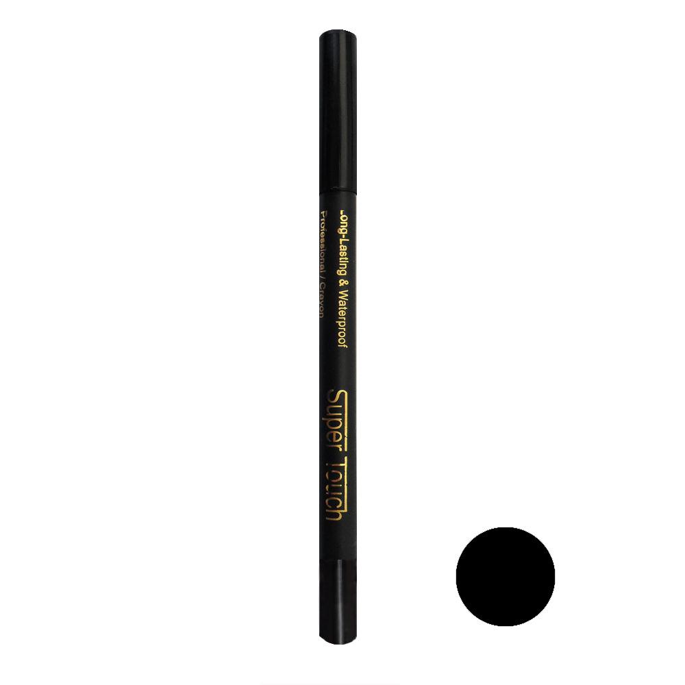 خرید ارزان مداد چشم سوپرتاچ شماره 1