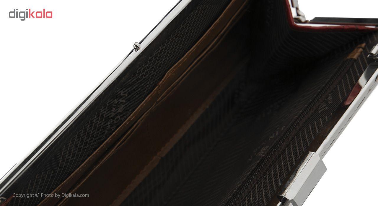 کیف دوشی زنانه کد BA-09