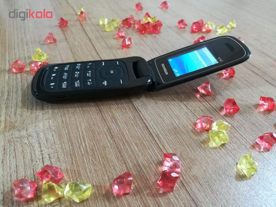 گوشی موبایل نوین سان مدل N182 دو سیم کارت main 1 2