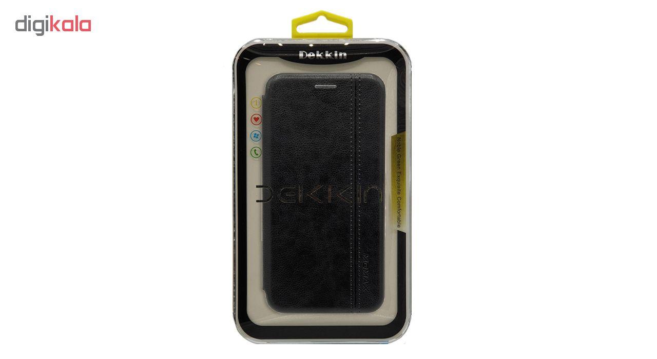 کیف کلاسوری مدل LT-C1 مناسب برای گوشی موبایل آنر 8c main 1 3