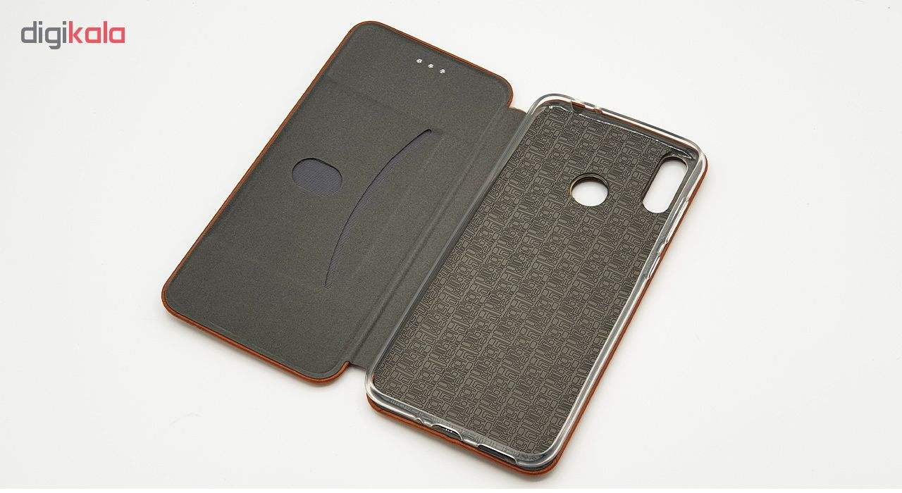 کیف کلاسوری مدل LT-C1 مناسب برای گوشی موبایل آنر 8c main 1 4