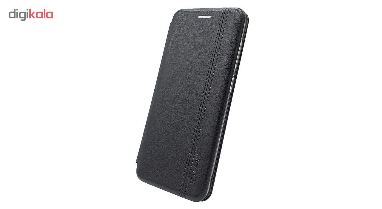 کیف کلاسوری مدل LT-C1 مناسب برای گوشی موبایل آنر 8c main 1 9