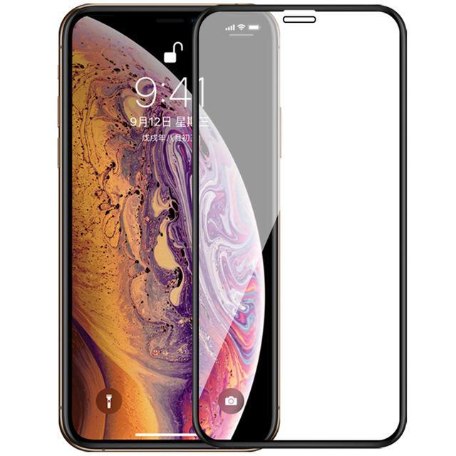 محافظ صفحه نمایش  مدل novel مناسب برای گوشی موبایل اپل   Iphone X/Xs