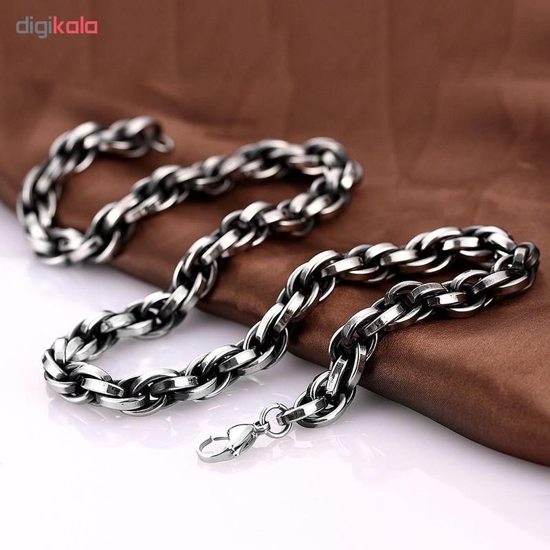 زنجیر مردانه کد N065