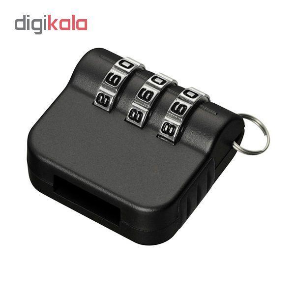 قفل امنیتی فلش مموری پرلیت مدل lock01 main 1 1