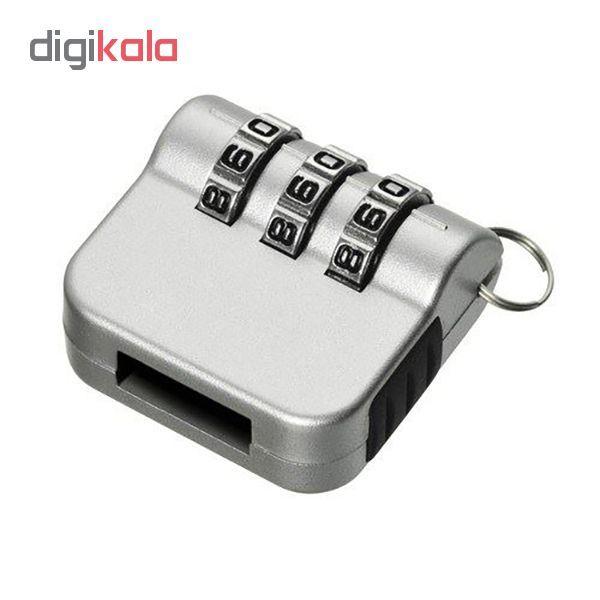 قفل امنیتی فلش مموری پرلیت مدل lock01 main 1 2