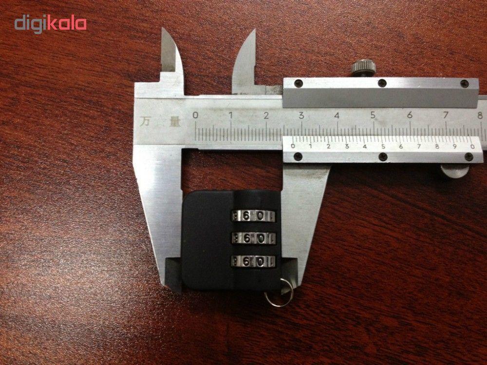 قفل امنیتی فلش مموری پرلیت مدل lock01 main 1 7