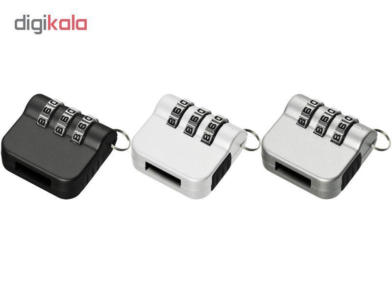 قفل امنیتی فلش مموری پرلیت مدل lock01 main 1 9