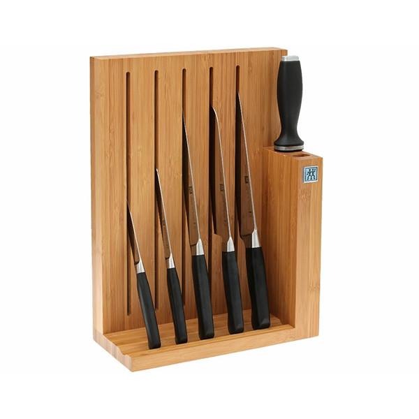 سرویس چاقو آشپزخانه 7 پارچه زولينگ مدل pure