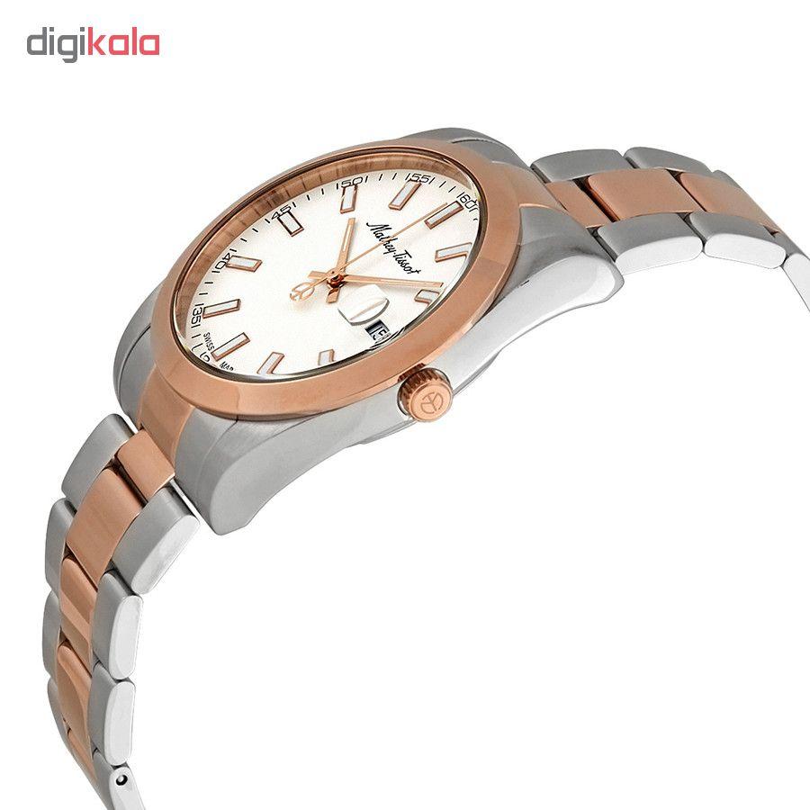 کد تخفیف                                      ساعت مچی عقربه ای مردانه متی تیسوت کد H450RA