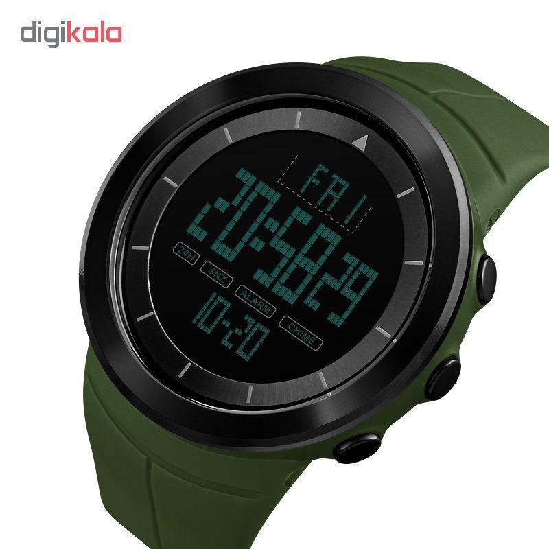 ساعت مچی دیجیتال مردانه اسکمی مدل 1402G