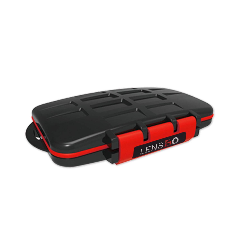 کیف محافظ کارت حافظه لنزگو مدل KH8S