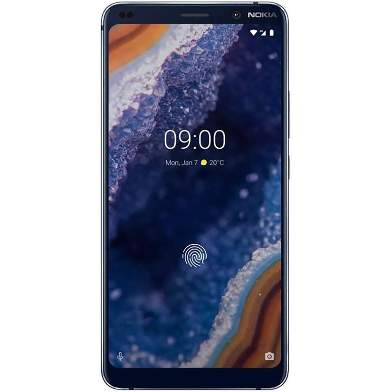گوشی موبایل نوکیا مدل 9 PureView TA-1087 دو سیم کارت ظرفیت 128 گیگابایت