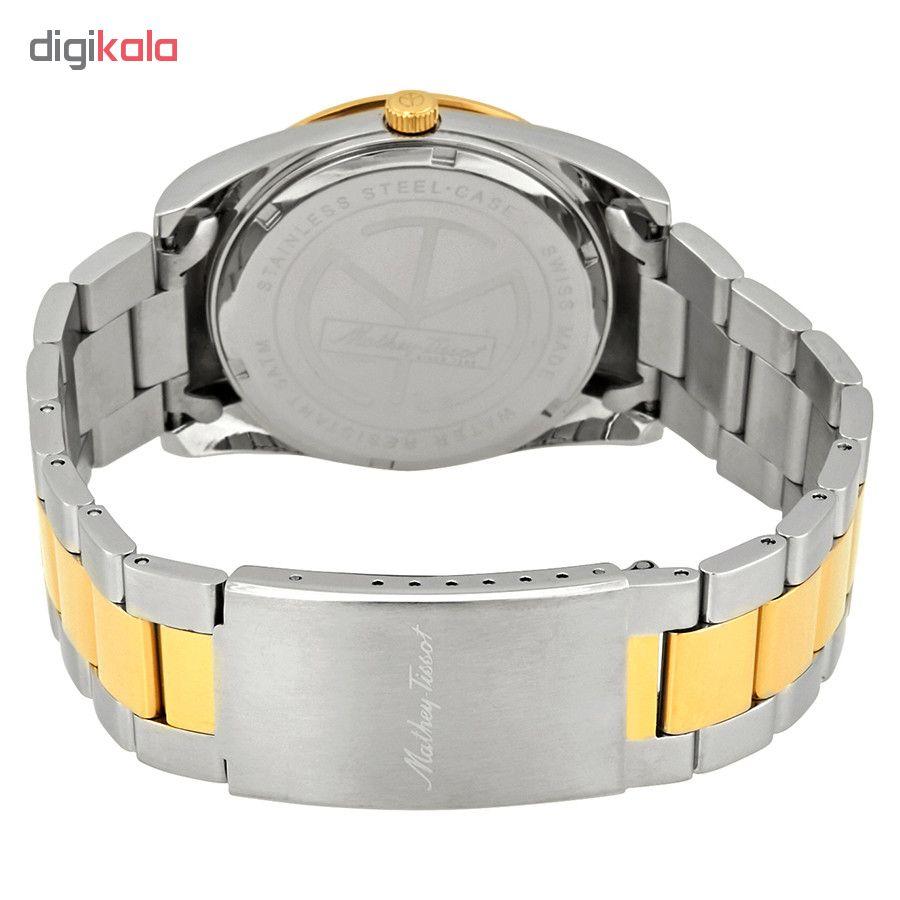 کد تخفیف                                      ساعت مچی عقربه ای مردانه متی تیسوت مدل H450BI
