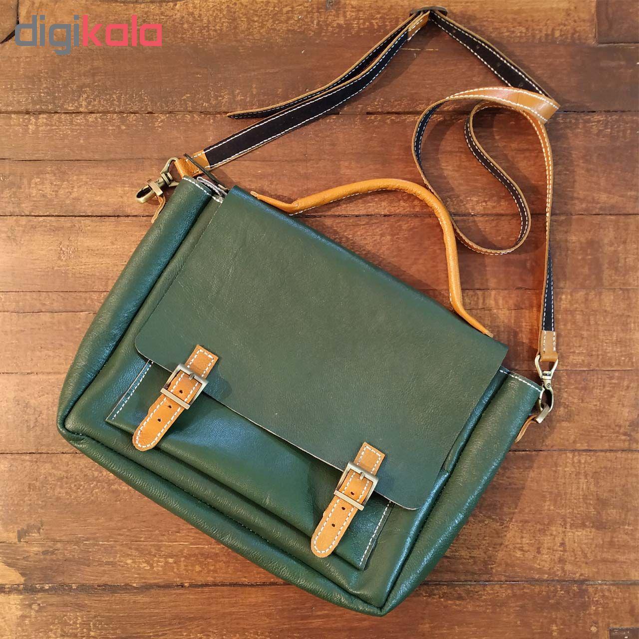 کیف چرمی کد 120