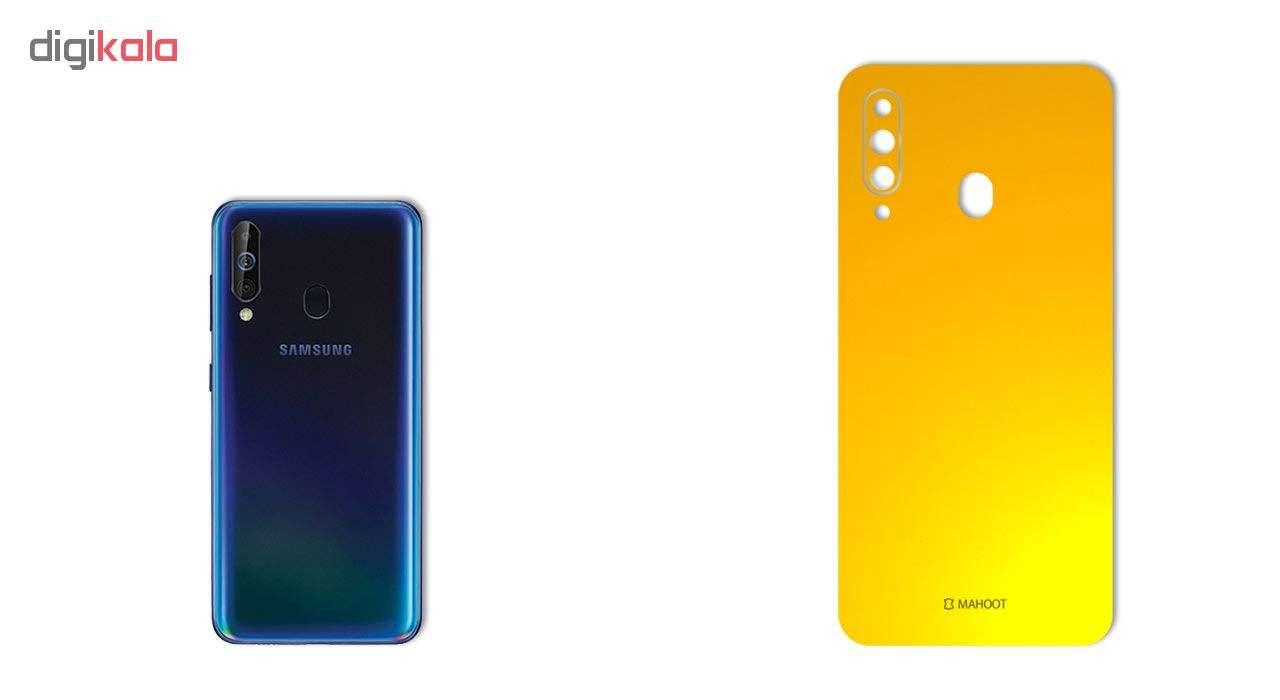 برچسب پوششی ماهوت مدل Color-Special مناسب برای گوشی موبایل سامسونگ Galaxy A60 main 1 5