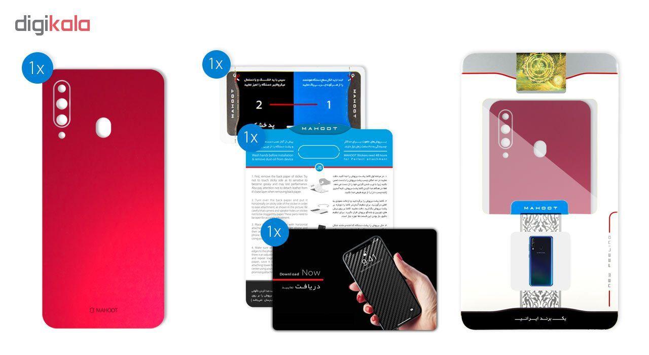 برچسب پوششی ماهوت مدل Color-Special مناسب برای گوشی موبایل سامسونگ Galaxy A60 main 1 6