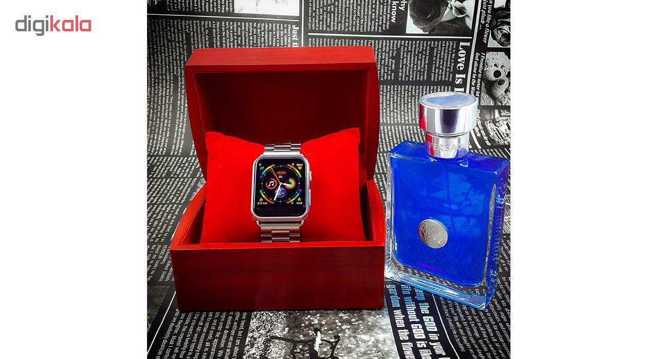 ساعت هوشمند گیفت کالکشن مدل IWO 7 Rollex main 1 1