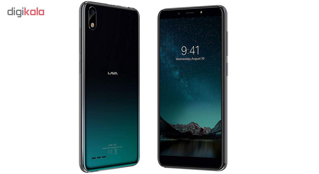 گوشی موبایل لاوا مدل z51 دو سیم کارت ظرفیت 8 گیگابایت main 1 6