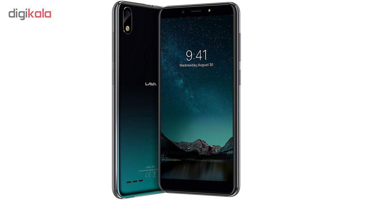 گوشی موبایل لاوا مدل z51 دو سیم کارت ظرفیت 8 گیگابایت main 1 8
