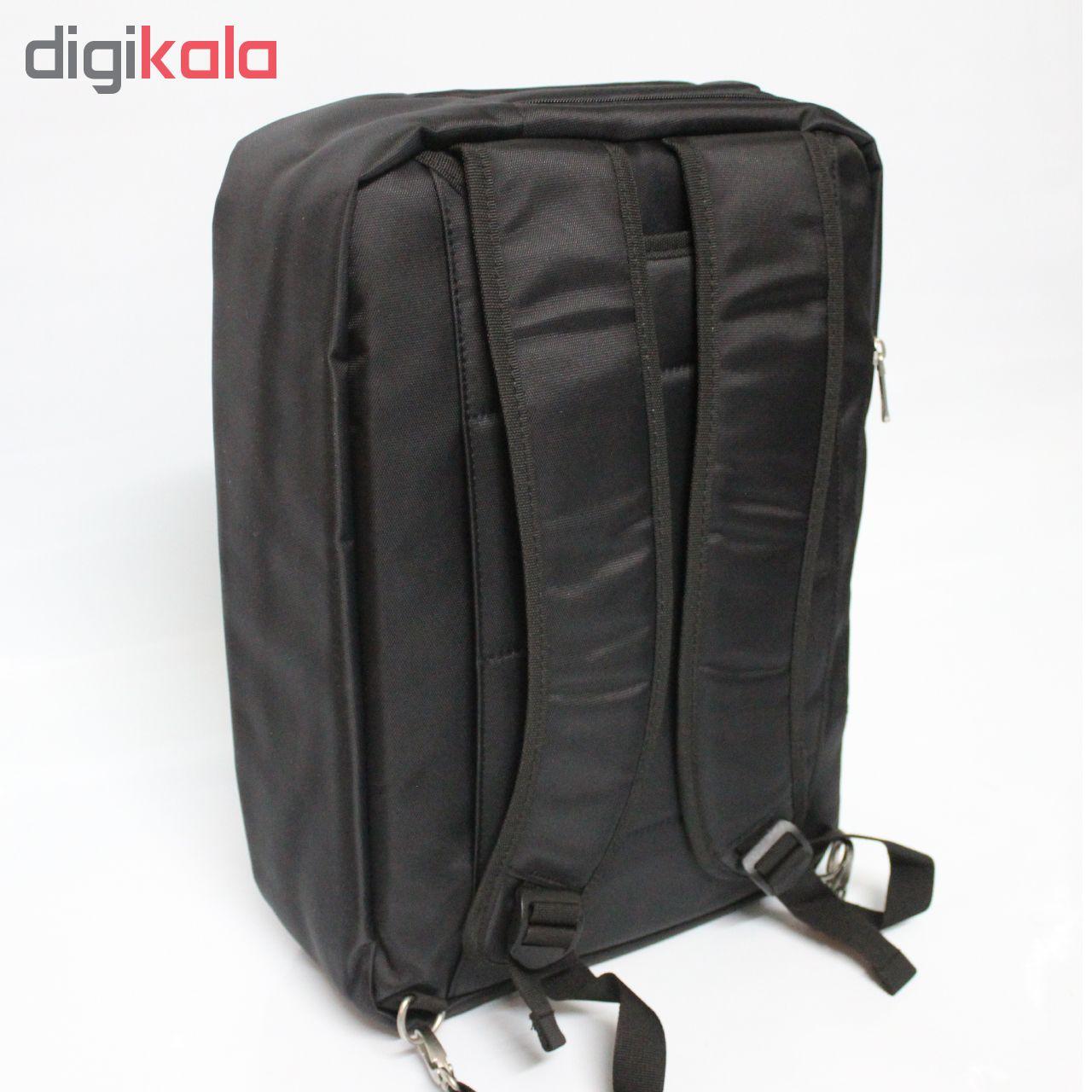 کیف لپ تاپ ویتا مدل LSMB7415 مناسب برای لپ تاپ 15 اینچی