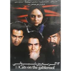 فیلم سینمایی 13 گربه روی شیروانی اثر علی عبدالعلی زاده