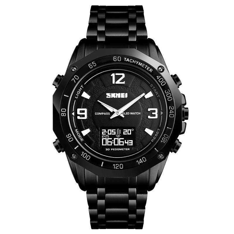 ساعت مچی عقربه ای مردانه اسکمی مدل 1464M -  - 2